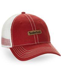 Timberland - Trucker Hat - Lyst