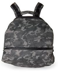 Côte&Ciel - Grey Meuse Laptop Backpack - Lyst