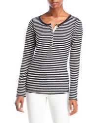 Scotch & Soda | Striped Top | Lyst