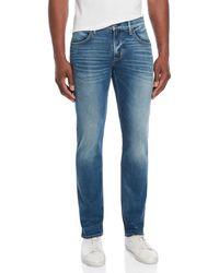 Hudson Jeans - Normandy Blake Slim Straight Jeans - Lyst