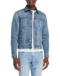 Hudson Jeans - Broc Denim Jacket - Lyst