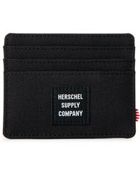 Herschel Supply Co. - Black Felix Card Case - Lyst
