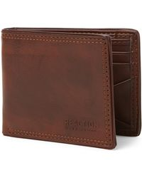 Kenneth Cole Reaction - Erben Fixed Passcase Wallet - Lyst