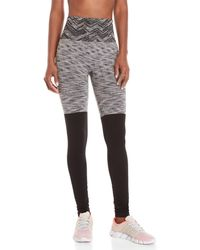 Climawear - Progression High-waisted Printed Leggings - Lyst