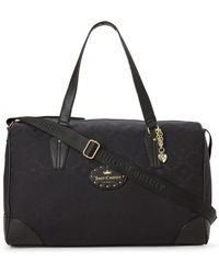 Juicy Couture - Black Yours Truly Weekender - Lyst