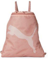 PUMA - Pastel Pink Revive Carrysack - Lyst