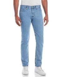 Levi's - Slim Fit Jeans - Lyst