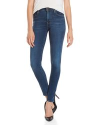 Levi's - Game On 721 High-rise Skinny Jeans - Lyst