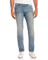 bc7bd2af Men's Natural Selection Jeans - Lyst