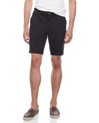 Ike Behar - Flat Front Shorts - Lyst