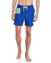 Superdry - Waterpolo Swim Shorts - Lyst