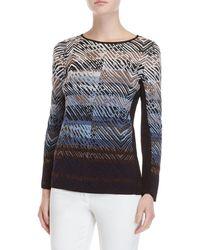NIC+ZOE - Petite Coastline Sweater - Lyst
