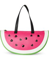 Betsey Johnson - Pink Watermelon Cooler - Lyst