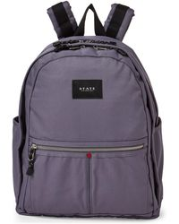 State - Grey Highland Diaper Backpack - Lyst