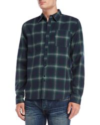 Bellfield - Uematsu Check Shirt - Lyst