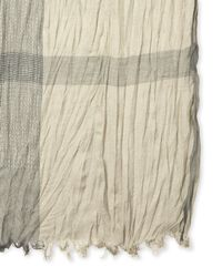 English Laundry - Lightweight Crinkle Scarf - Lyst