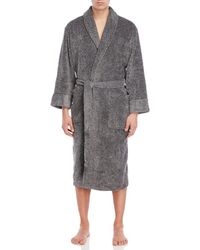 Daniel Buchler - Heather Plush Robe - Lyst