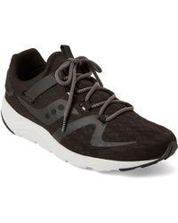 Saucony - Black Grid 9000 Running Sneakers - Lyst