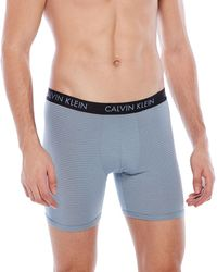 CALVIN KLEIN 205W39NYC - Two-Pack Stretch Boxer Briefs - Lyst