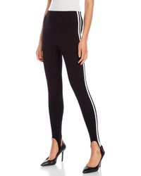 Love Tree - Sport Stripe Stirrup Leggings - Lyst