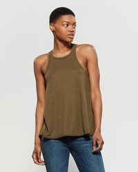 Free People - Long Beach Ribbed Tank Top - Lyst