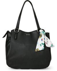 Nine West - Black Adrienne Shoulder Bag - Lyst