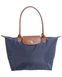 Longchamp - Le Pliage Large Shoulder Tote - Lyst