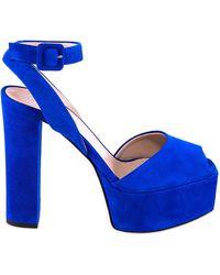 Giuseppe Zanotti - High Heel Sandals - Lyst