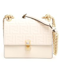 Fendi - Kan I Small Shoulder Bag - Lyst