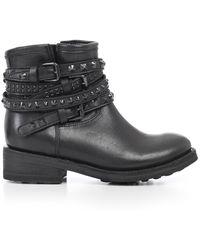 Ash - Biker Boots - Lyst