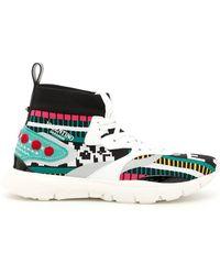 Valentino - Garavani Heroes Tribe Sock Sneakers - Lyst