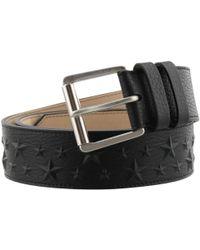Jimmy Choo - Leather Belt - Lyst