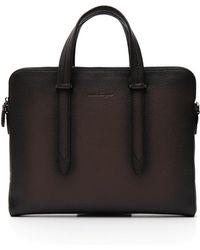 Ferragamo - Portfolio Briefcase - Lyst