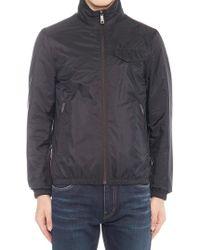 Prada - Reversible Windbreaker Jacket - Lyst