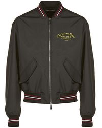 Dior Homme - Christian Dior Atelier Bomber Jacket - Lyst