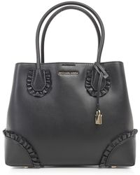 MICHAEL Michael Kors - Medium Mercer Gallery Tote - Lyst