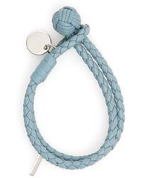 Bottega Veneta - Intrecciato Nappa Bracelet - Lyst