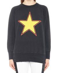 Givenchy - Star Print Sweatshirt - Lyst