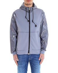 Peuterey - Hooded Zip-up Jacket - Lyst