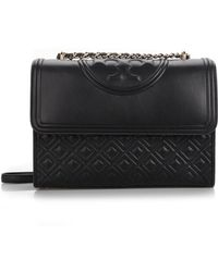 Tory Burch - Fleming Shoulder Bag - Lyst