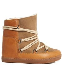 Isabel Marant - Nowless High Top Boots - Lyst