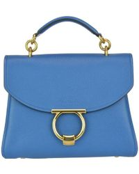 1b9741830 Women's Ferragamo Totes and shopper bags - Lyst
