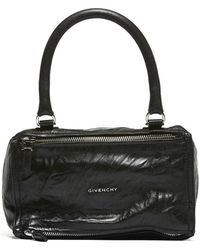 Givenchy - Small Pandora Handle Bag - Lyst