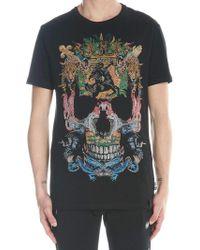 b2e6c25dd625 Lyst - DSquared² Jungle Print Tshirt in White for Men