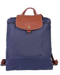 0941d1603fff8 Longchamp - Le Pliage Folding Backpack - Lyst