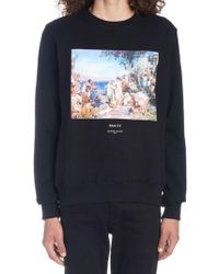 ih nom uh nit - Beauty Graphic Print Jumper - Lyst