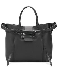 Tod's - Double T Tote Bag - Lyst