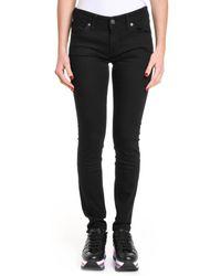 Burberry - Skinny Jeans - Lyst