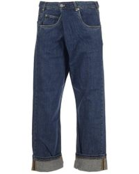 JW Anderson - Loose Fit Jeans - Lyst