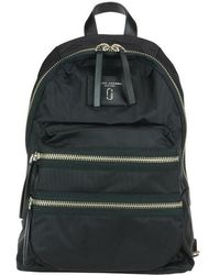 Marc Jacobs - Biker Zipped Pocket Backpack - Lyst